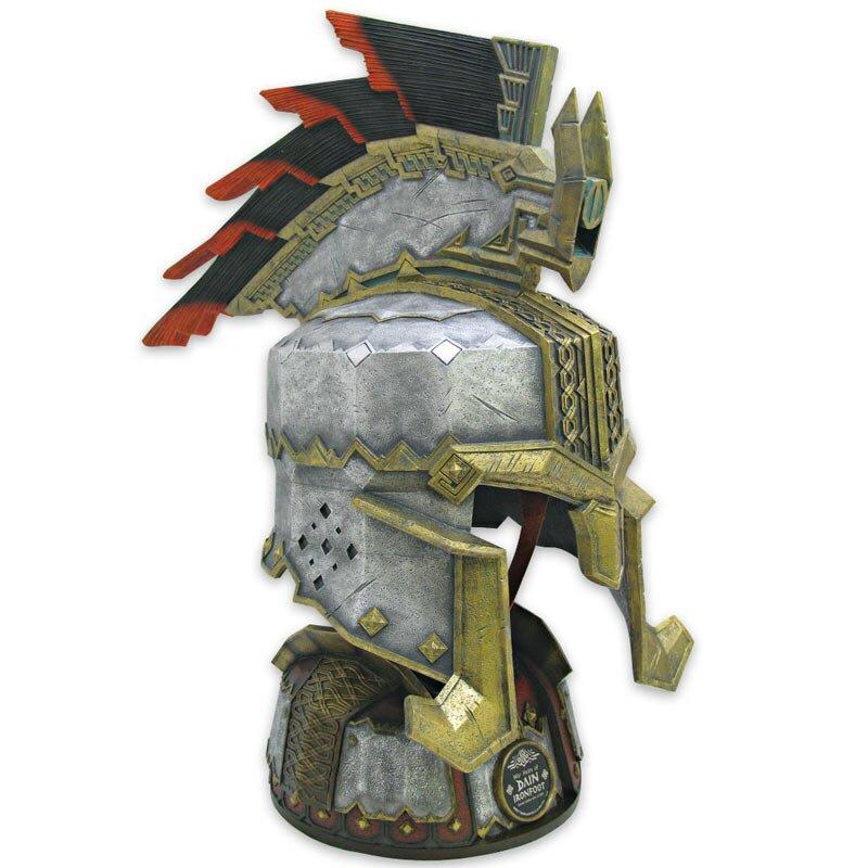 Helm United Cutlery Helm Of Dain Ironfoot - Hobbit