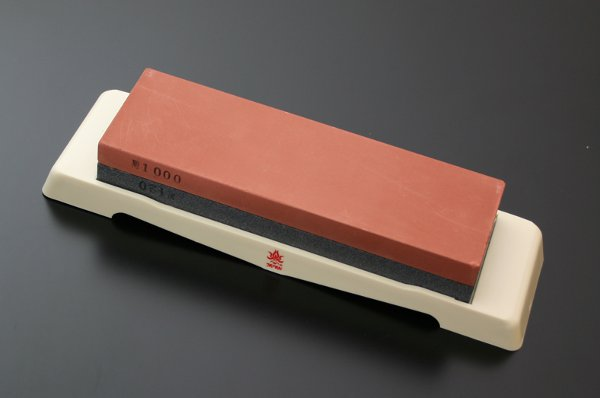 Ceramic Honing Stones : Kanetsune ceramic water sharpening stone kc