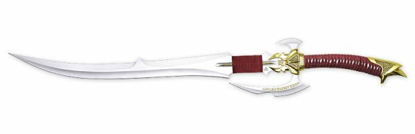 Kit Rae Avoloch Mithrodin Sword Gold Edition