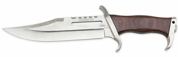 Knife Hibben III Fighter