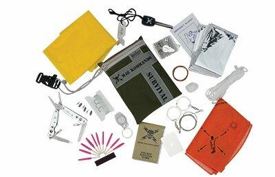 M48 Kommando 24-Pc. Ultimate Survival Kit
