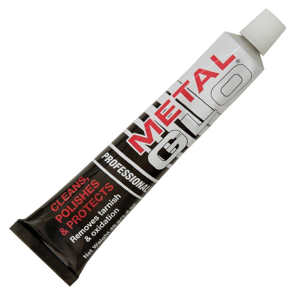 Metal Glo Professional Polishing Paste
