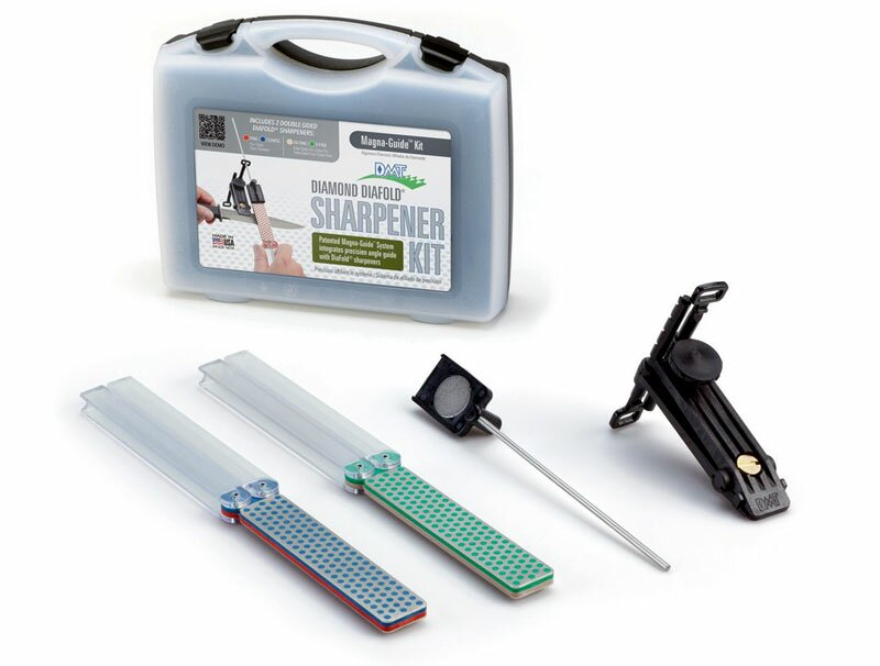 Sharpening system DMT Diafold Magna-Guide Kit