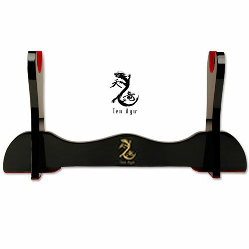 Single Sword Table Display Stand